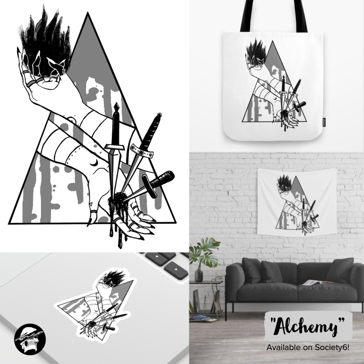 Society6 graphic 1-2