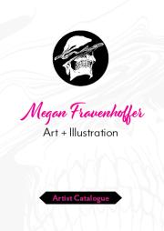 Megan Frau Artist Catalogue-new version