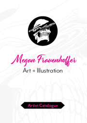 Megan Frau Artist Catalogue-new version