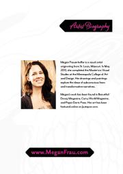 Megan Frau Artist Catalogue-new version4